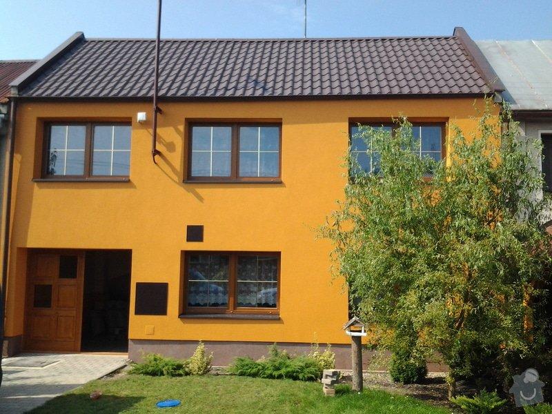 Zateplení domu: 20140906_114039
