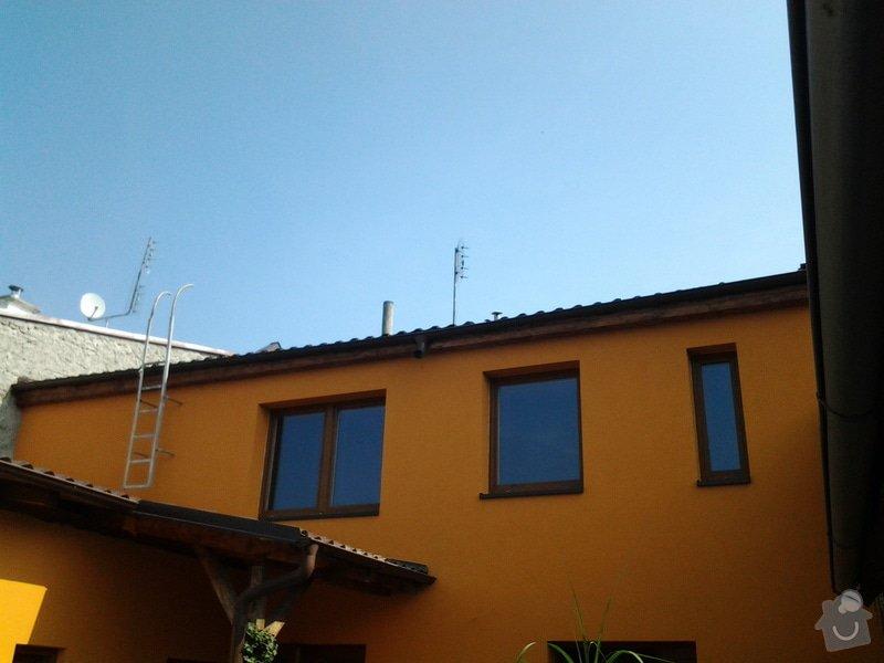 Zateplení domu: 20140906_114956