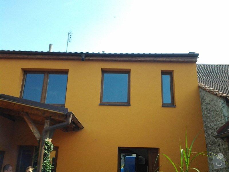 Zateplení domu: 20140906_115044