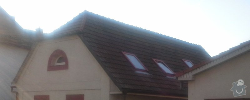 Rekonstrukce střechy: st
