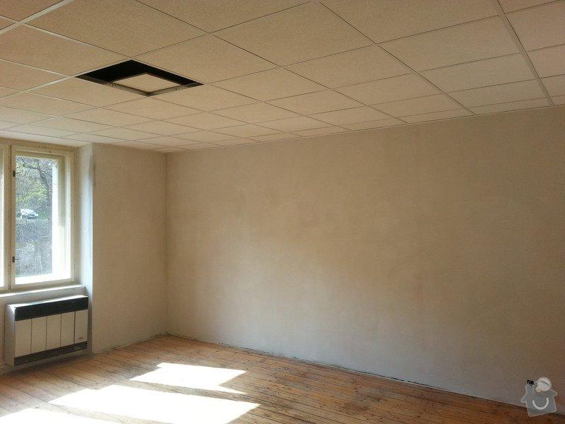 Kazetové podhledy // opravy stěn-štukování: 20140328_142512