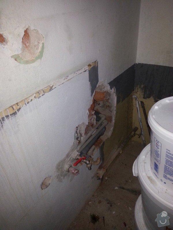 Kazetové podhledy // opravy stěn-štukování: 20140324_093524
