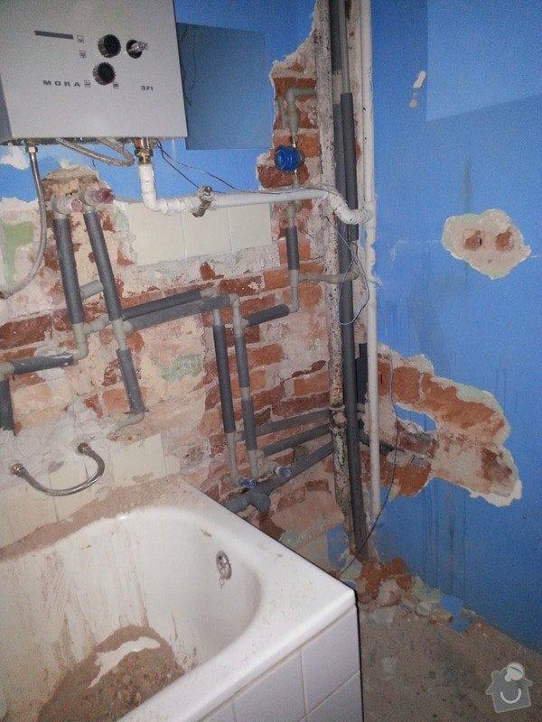 Kazetové podhledy // opravy stěn-štukování: 20140324_093540