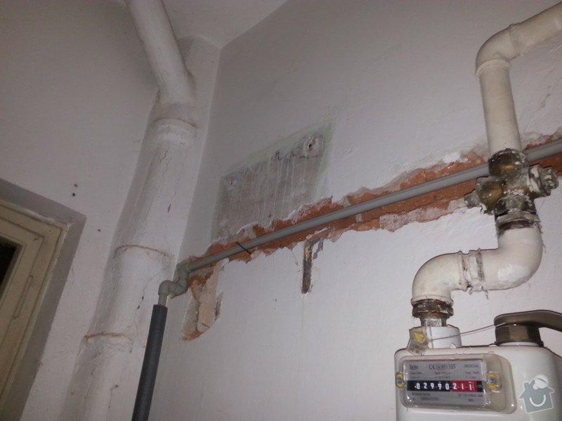 Kazetové podhledy // opravy stěn-štukování: 20140324_093559