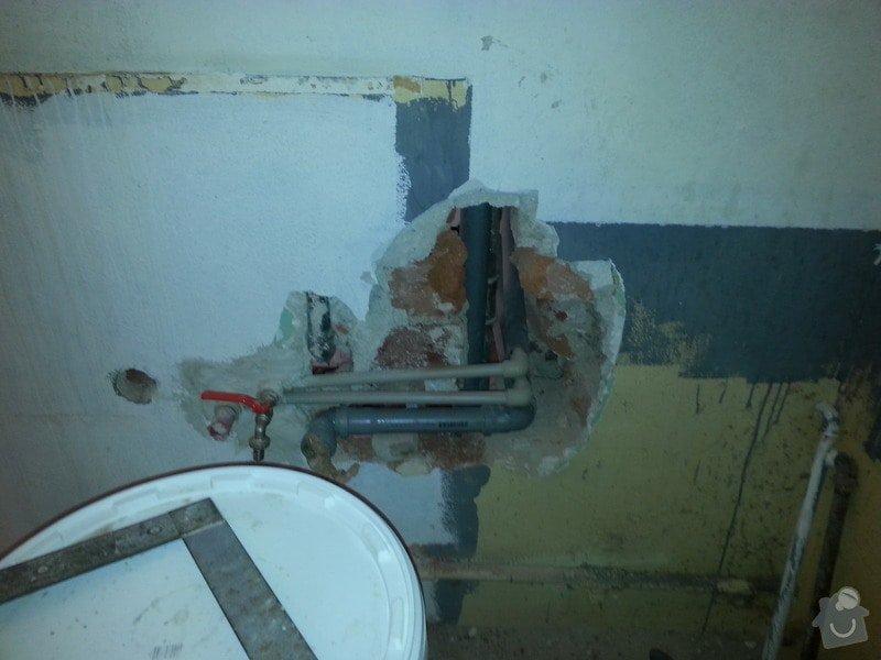 Kazetové podhledy // opravy stěn-štukování: 20140324_125905
