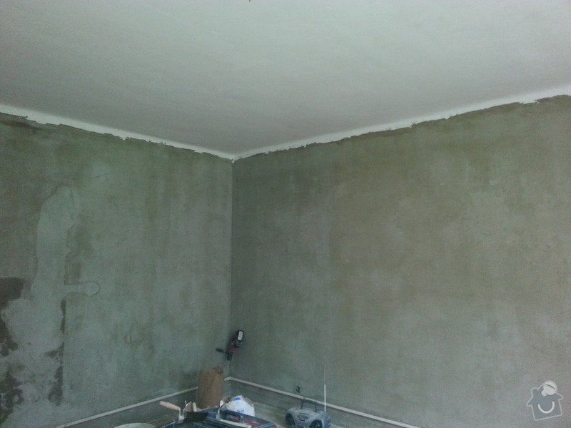 Kazetové podhledy // opravy stěn-štukování: 20140326_083402