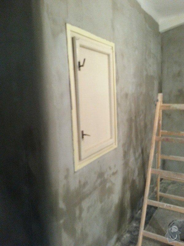 Kazetové podhledy // opravy stěn-štukování: 20140326_083411