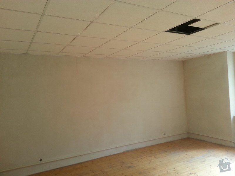 Kazetové podhledy // opravy stěn-štukování: 20140328_142503