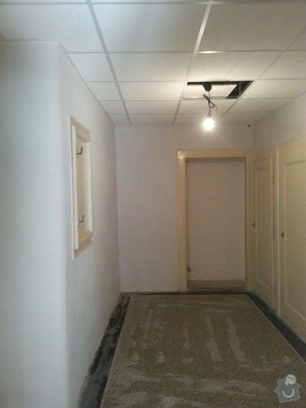 Kazetové podhledy // opravy stěn-štukování: 20140328_142659