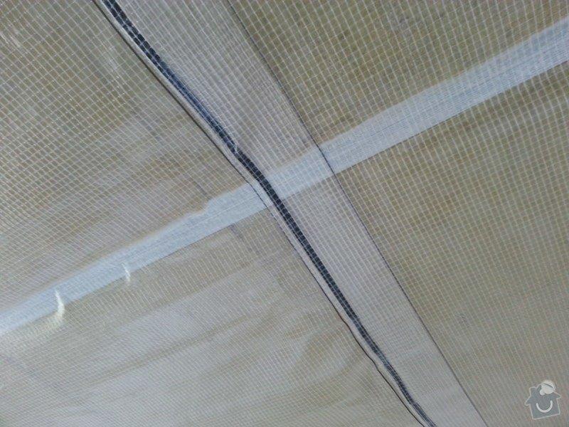Sádrokarton - stropní podhledy: 20140618_135356