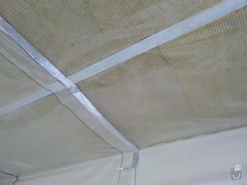 Sádrokarton - stropní podhledy: 20140618_135411
