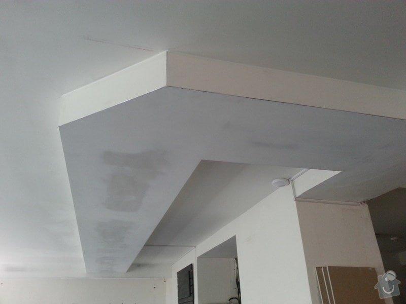"""Zhotovení """"stropního podhledu"""": 20140822_112432"""