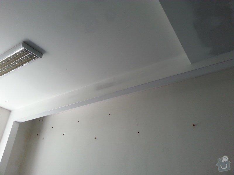 """Zhotovení """"stropního podhledu"""": 20140822_112450"""