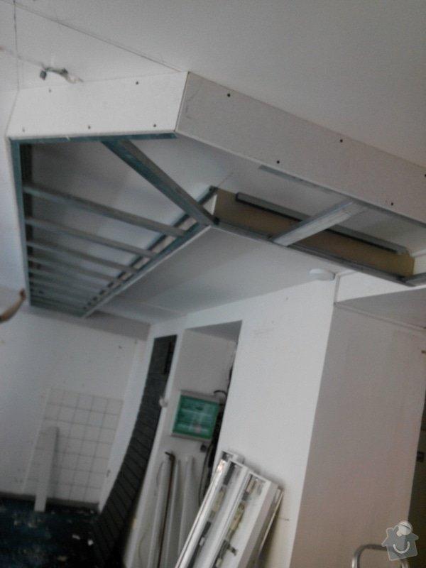 """Zhotovení """"stropního podhledu"""": IMG_20140821_125611"""