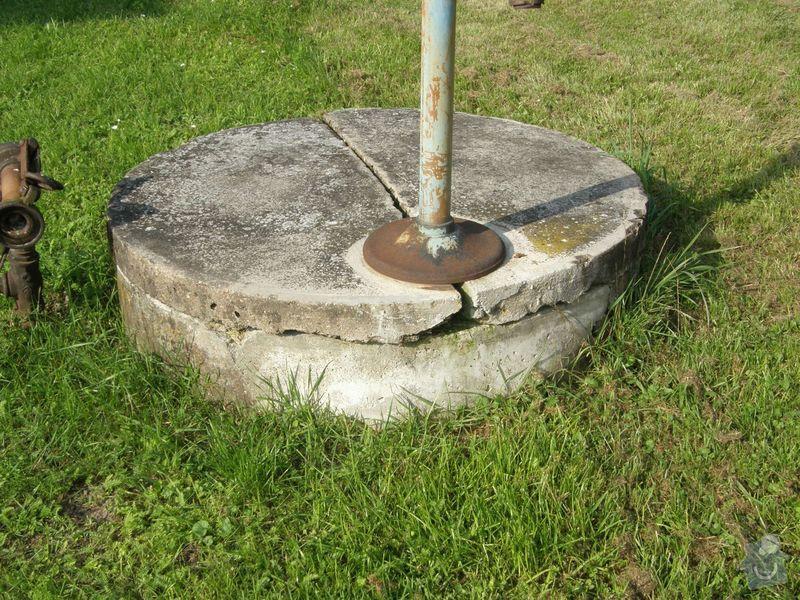 Vyčištění a regenerace studny: P9090013