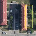 Predlazdeni bytoveho chodniku pohled   satelit