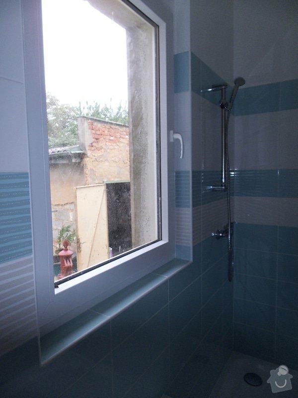 Kompletní rekonstrukce koupelny: 02