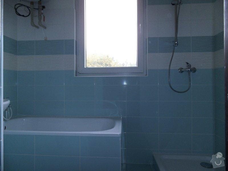 Kompletní rekonstrukce koupelny: 03