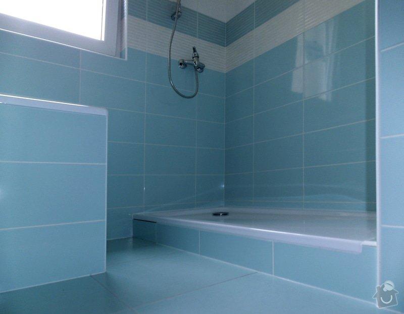 Kompletní rekonstrukce koupelny: 04