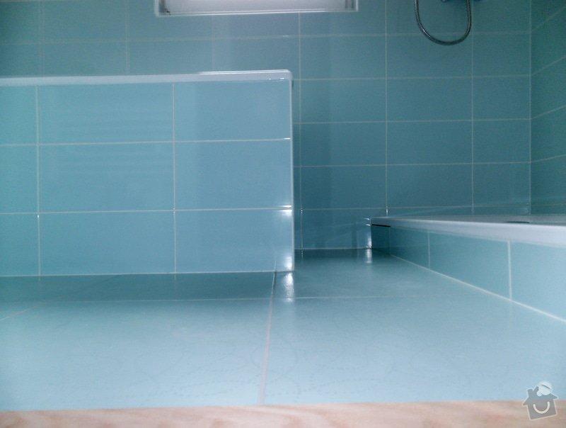 Kompletní rekonstrukce koupelny: 05