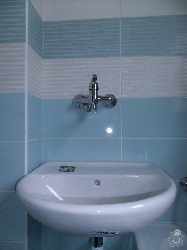 Kompletní rekonstrukce koupelny: 07