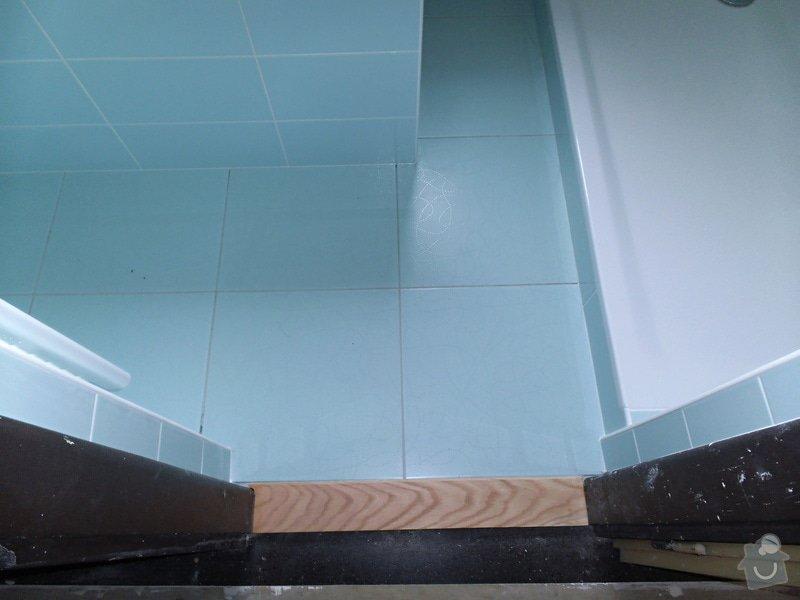 Kompletní rekonstrukce koupelny: 09