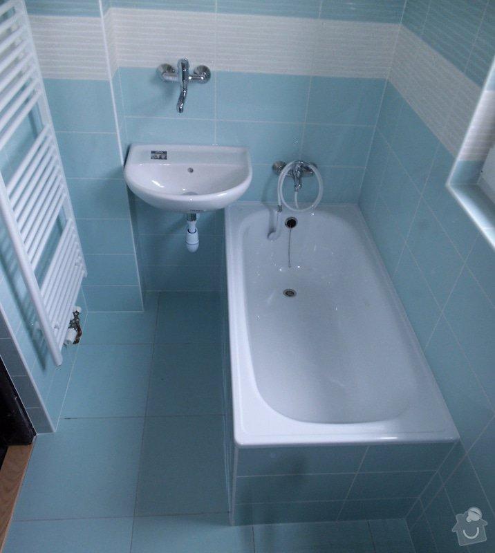 Kompletní rekonstrukce koupelny: 12