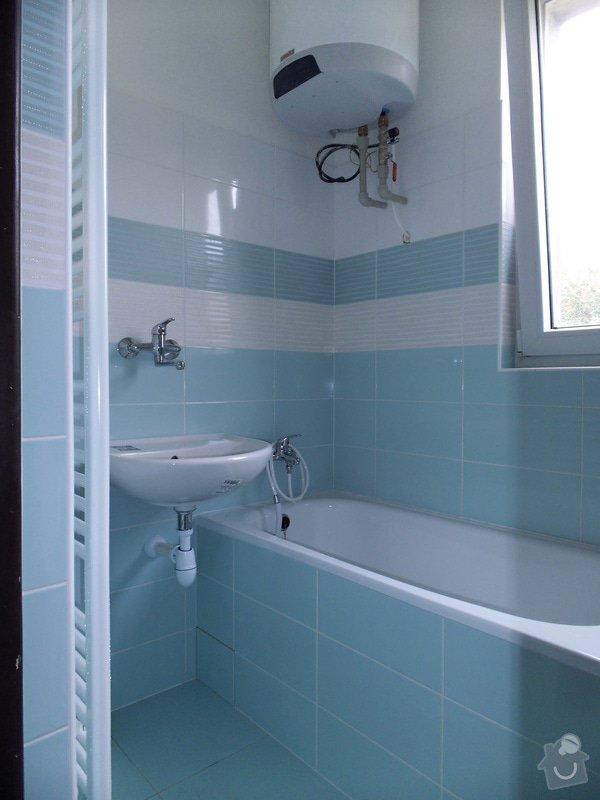 Kompletní rekonstrukce koupelny: 13