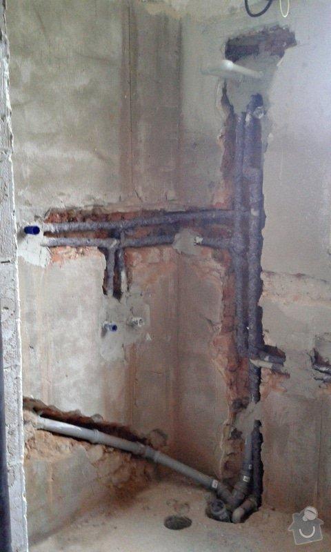 Kompletní rekonstrukce koupelny: 14