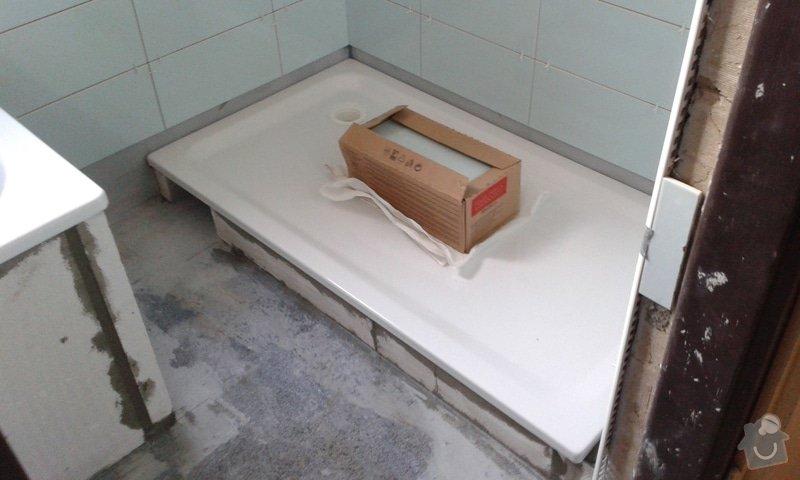 Kompletní rekonstrukce koupelny: 22