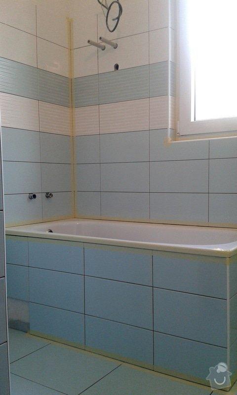 Kompletní rekonstrukce koupelny: 23