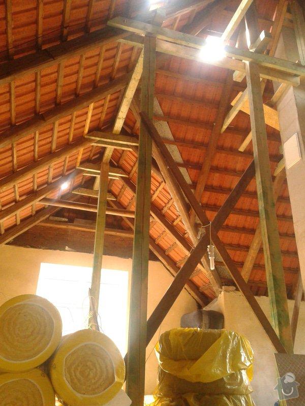 Zpevnění krovů a jednoduchá dřevokonstrukce: 2014-09-10_10.37.02