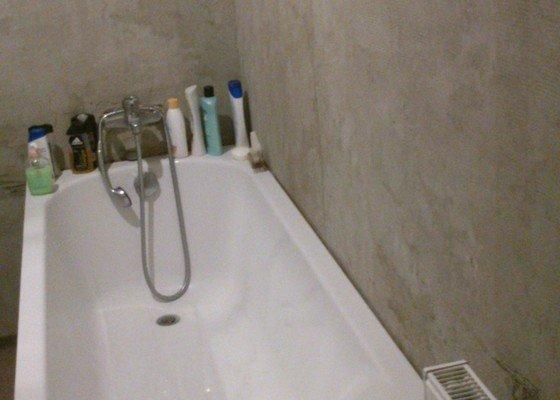 Obložení koupelny a toalety
