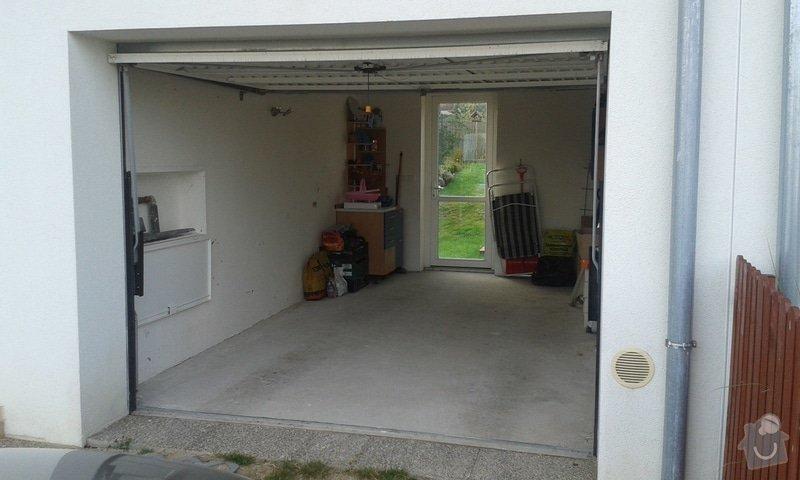 Projekt/vizualizace na přestavbu garáže na obytnou místnost: 20140910_080753_1_