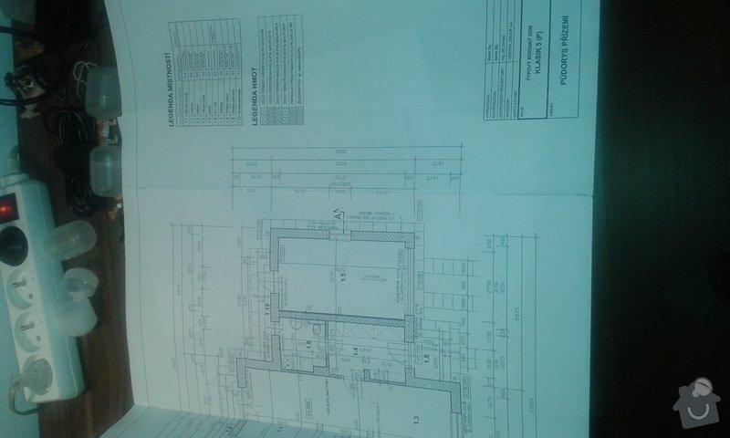 Projekt/vizualizace na přestavbu garáže na obytnou místnost: 20140909_204224_1_