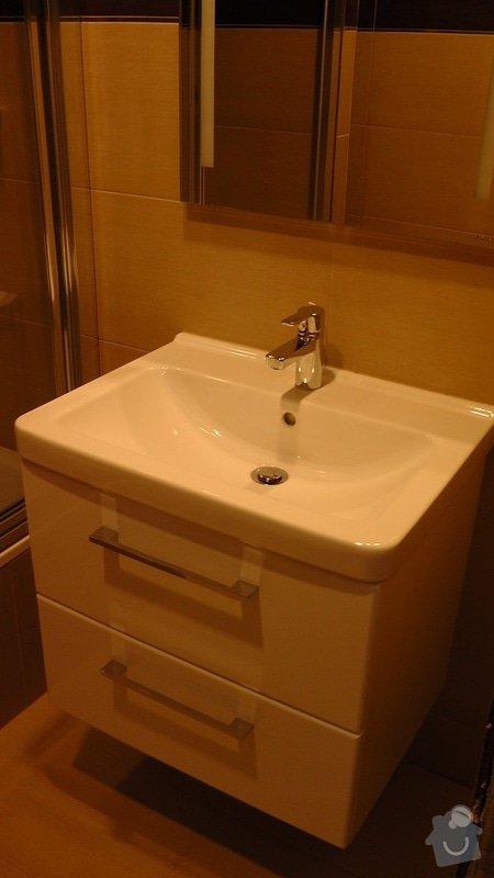 Kompletní rekonstrukce koupelny a toalety: 204-05