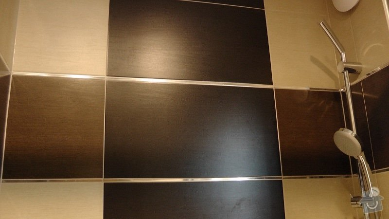 Kompletní rekonstrukce koupelny a toalety: 204-10