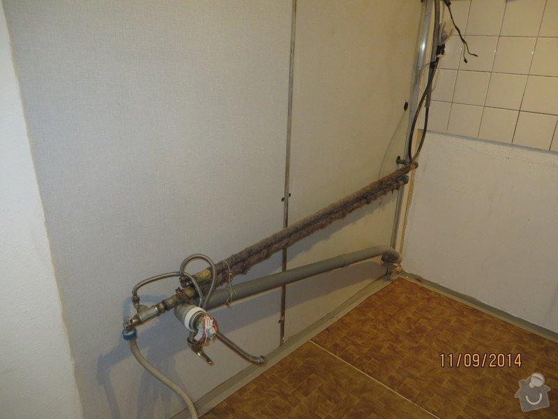 Instalatérské práce v KK (výměna kov. trubek za plastové): IMG_6831