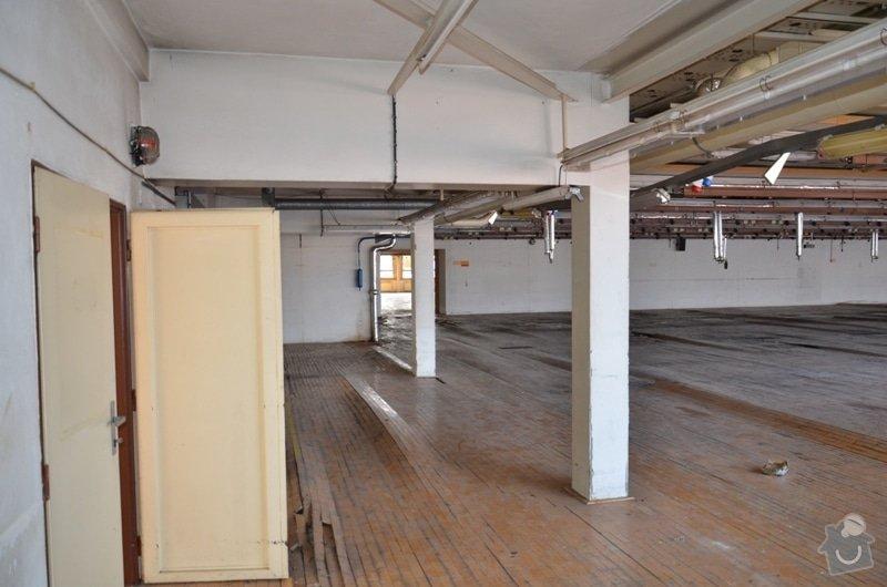 Oprava asfaltové podlahy - nový asfalt: DSC_4798