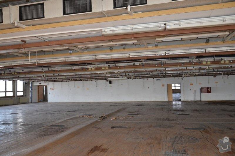 Oprava asfaltové podlahy - nový asfalt: DSC_4824
