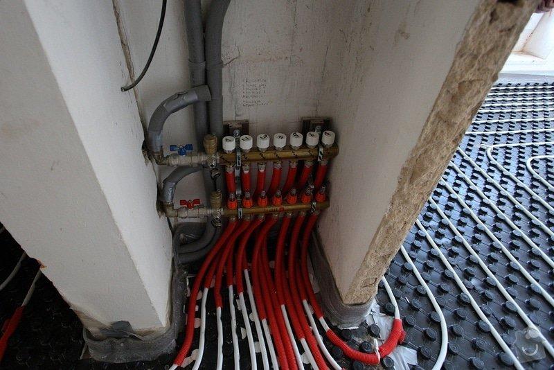 Podlahové topení v bytě: topeni3