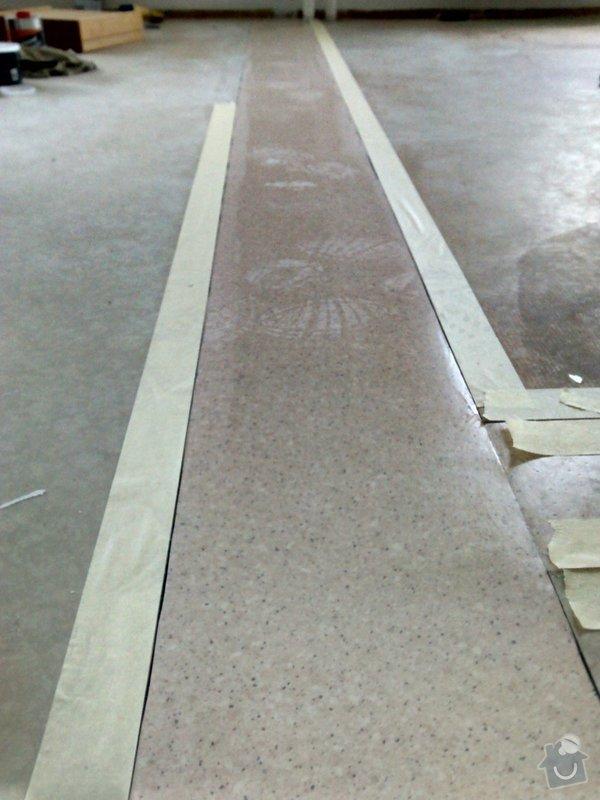Oprava (svaření) PVC podlahy: IMG_20140910_125251