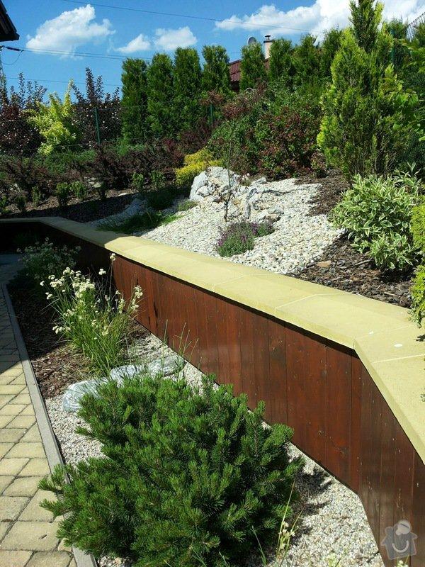 Návrh a realizace zahrady: 20140609_152936