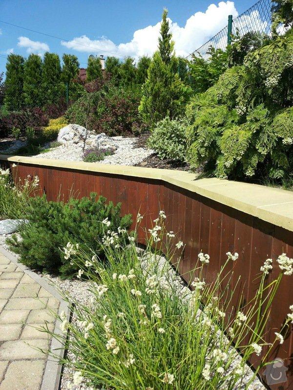 Návrh a realizace zahrady: 20140609_153033