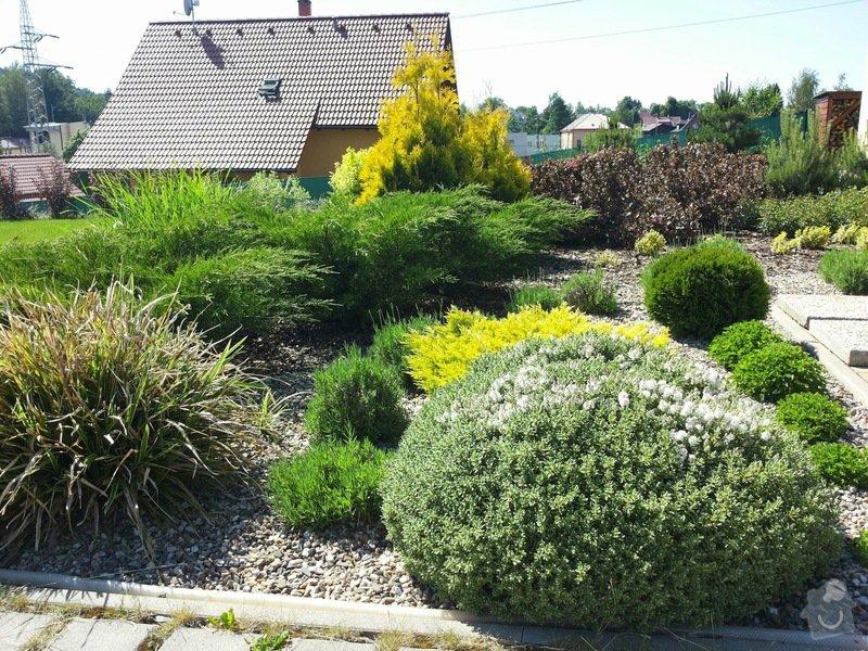 Návrh a realizace zahrady: 20140609_153043