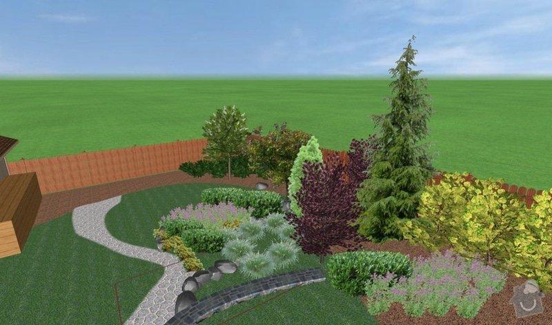 Návrh a realizace zahrady: p4