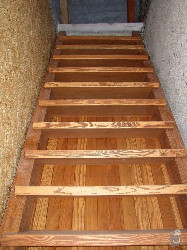 Dodání a instalace dřevěného schodiště na půdu rodinného domu: 2._nove_schody