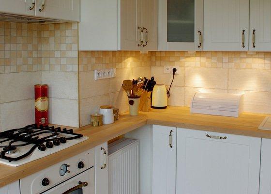 Kuchyňská linka - návrh a zajištění realizace