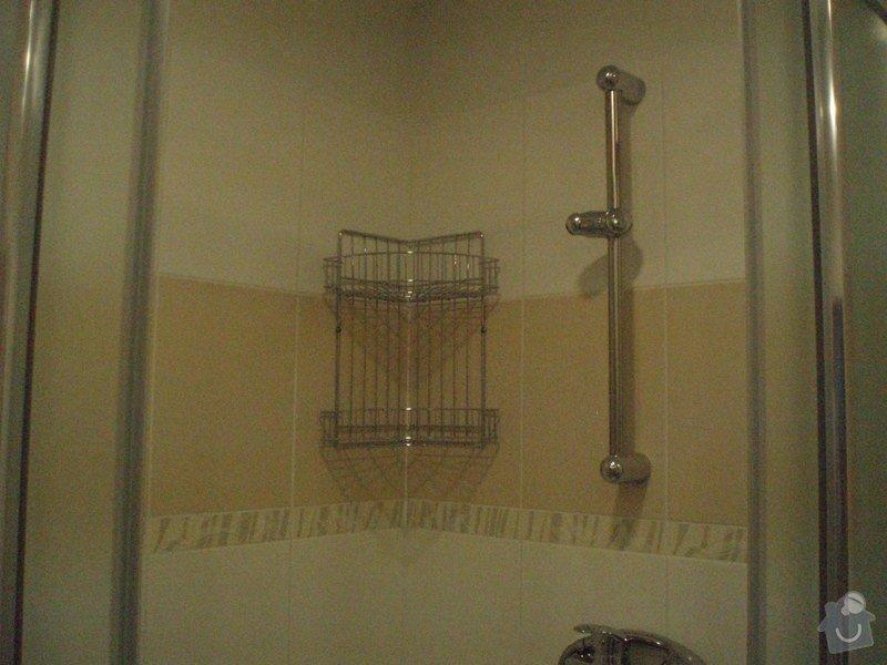 Rekonstrukce koupelny v panelaku: P6103562