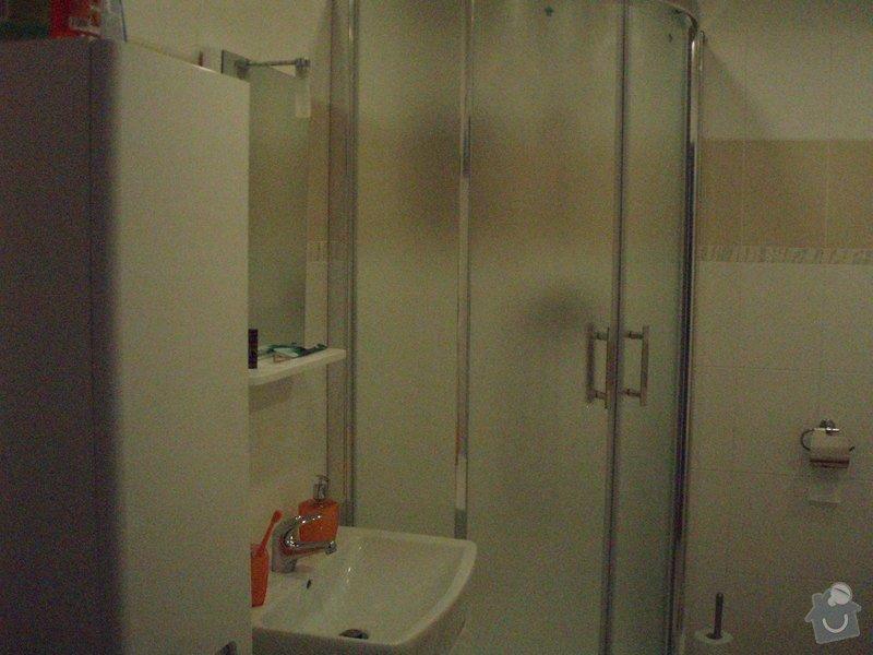 Rekonstrukce koupelny v panelaku: P6103572